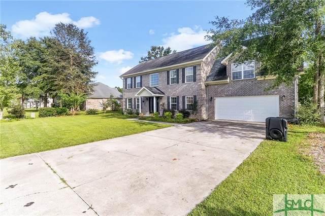 105 Tolliver Lane, Rincon, GA 31326 (MLS #257503) :: The Arlow Real Estate Group