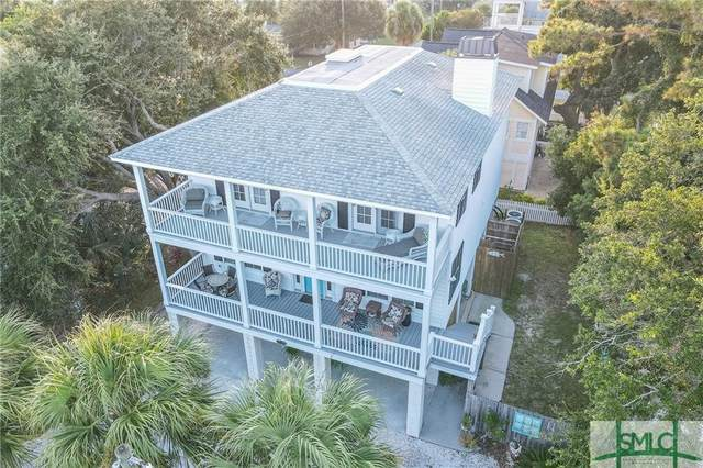 1515 Lovell Avenue, Tybee Island, GA 31328 (MLS #257539) :: Coldwell Banker Access Realty