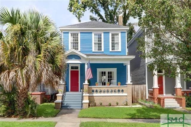 514 E Anderson Street, Savannah, GA 31401 (MLS #257573) :: Keller Williams Realty Coastal Area Partners