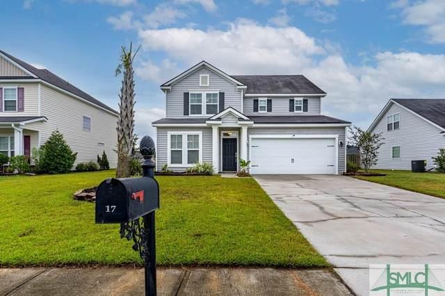 17 Salix Drive, Savannah, GA 31407 (MLS #257579) :: The Allen Real Estate Group
