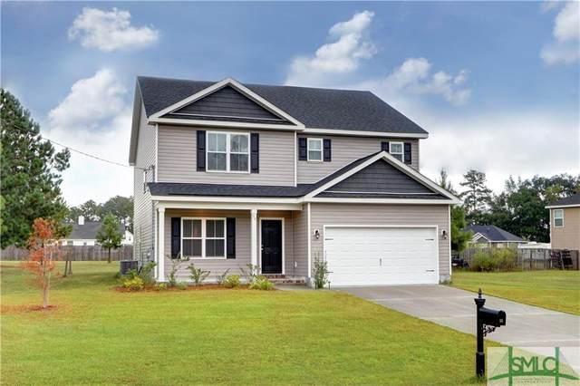 55 Saddlebrush Road, Ellabell, GA 31308 (MLS #257580) :: The Allen Real Estate Group