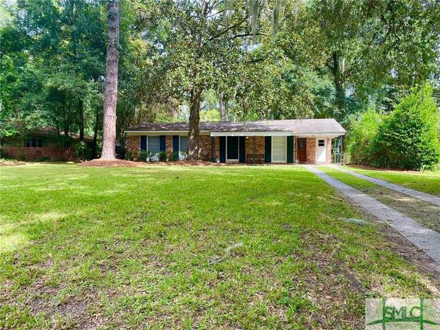 614 Jackson Boulevard, Savannah, GA 31405 (MLS #257592) :: Heather Murphy Real Estate Group