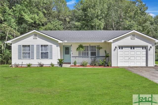 406 Maple Street, Bloomingdale, GA 31302 (MLS #257613) :: Teresa Cowart Team
