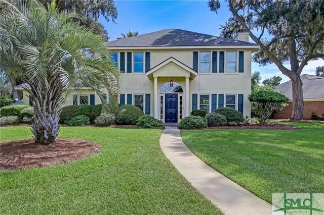 111 Druid Circle, Savannah, GA 31410 (MLS #257616) :: The Allen Real Estate Group