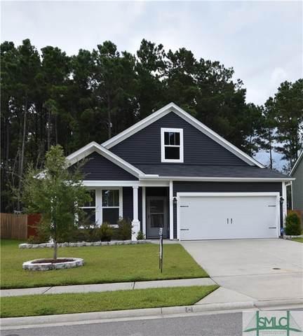 104 Savanna Drive, Pooler, GA 31322 (MLS #257656) :: Keller Williams Realty Coastal Area Partners