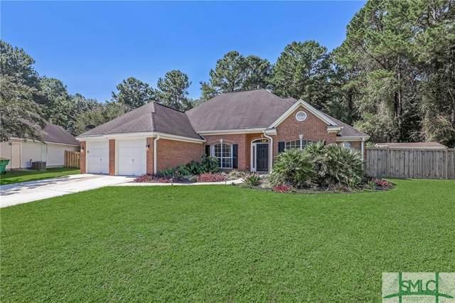 9 Cross Creek Court, Pooler, GA 31322 (MLS #257684) :: Statesboro Real Estate