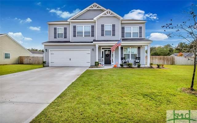 109 Danielle Loop, Rincon, GA 31326 (MLS #257685) :: The Arlow Real Estate Group