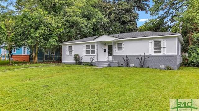 325 Bunting Drive, Savannah, GA 31404 (MLS #257697) :: The Arlow Real Estate Group