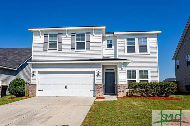 216 Lakepointe Drive, Savannah, GA 31407 (MLS #257750) :: Liza DiMarco