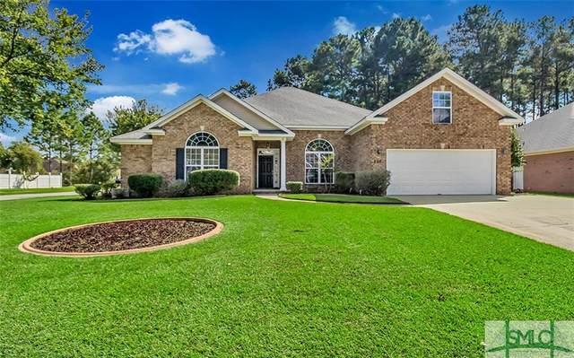 226 Pink Dogwood Lane, Pooler, GA 31322 (MLS #257787) :: Coastal Savannah Homes