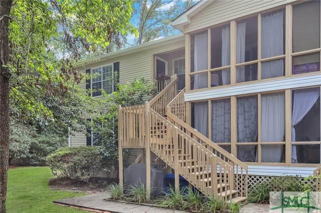 401 N Cromwell Road C7, Savannah, GA 31410 (MLS #257816) :: The Allen Real Estate Group