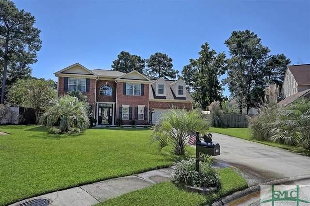 140 Village Lake Drive, Pooler, GA 31322 (MLS #257827) :: Keller Williams Realty Coastal Area Partners