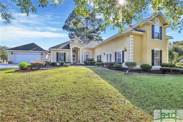 150 Bristol Way, Richmond Hill, GA 31324 (MLS #257864) :: Coastal Savannah Homes