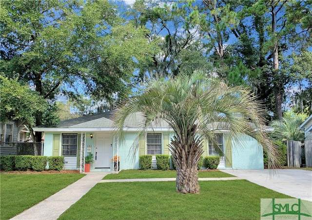 1508 E 51st Street, Savannah, GA 31404 (MLS #257868) :: The Arlow Real Estate Group