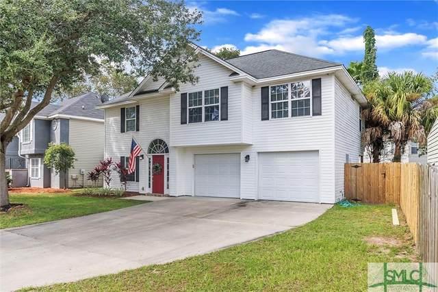 16 Teakwood Drive, Savannah, GA 31410 (MLS #257879) :: The Arlow Real Estate Group