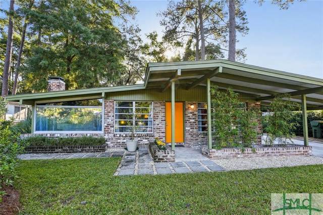 809 Dyches Drive, Savannah, GA 31406 (MLS #257954) :: The Arlow Real Estate Group