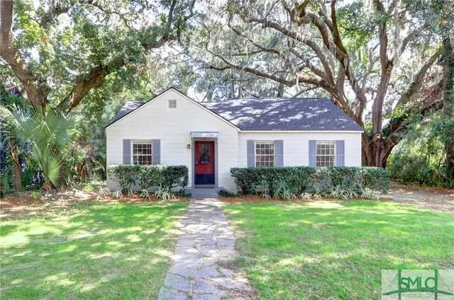 2 Bee Road, Savannah, GA 31404 (MLS #257987) :: The Arlow Real Estate Group