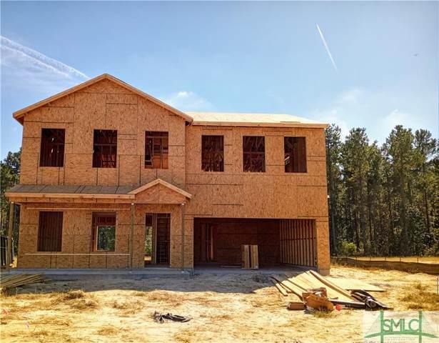 1115 Waybridge Way, Richmond Hill, GA 31324 (MLS #258001) :: Coastal Savannah Homes