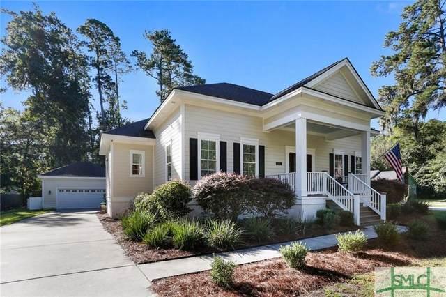 2621 Norwood Avenue, Savannah, GA 31406 (MLS #258020) :: Luxe Real Estate Services