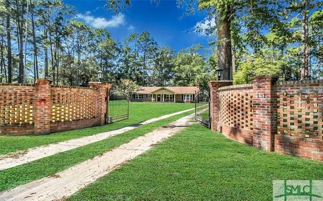 131 Fox Court, Bloomingdale, GA 31302 (MLS #258048) :: Coastal Savannah Homes