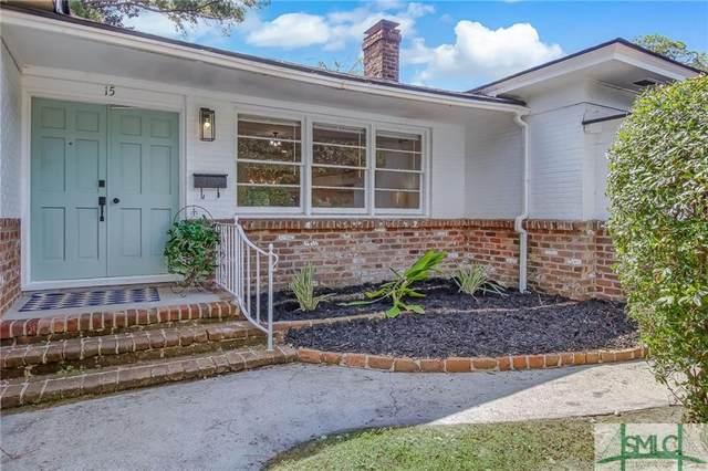 15 E 62nd Street, Savannah, GA 31405 (MLS #258098) :: Keller Williams Realty Coastal Area Partners