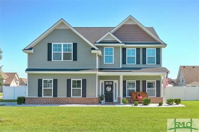 110 Caravelle Drive, Guyton, GA 31312 (MLS #258112) :: Bocook Realty