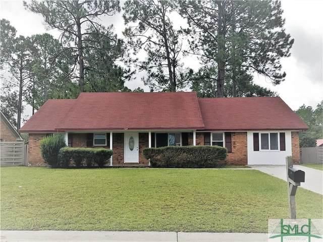 709 Robin Hood Drive, Hinesville, GA 31313 (MLS #258140) :: Coastal Savannah Homes