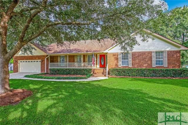479 Steele Wood Drive, Richmond Hill, GA 31324 (MLS #258220) :: Statesboro Real Estate