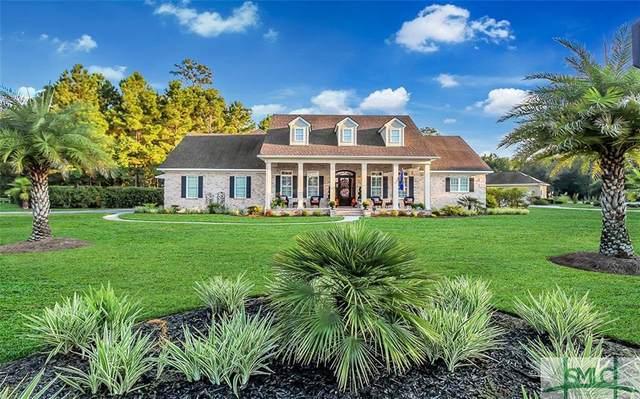1 Saw Grass Court, Savannah, GA 31405 (MLS #259253) :: Coastal Savannah Homes