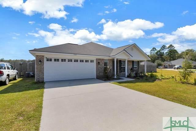 1112 Creekside Circle, Hinesville, GA 31313 (MLS #259254) :: Coastal Savannah Homes