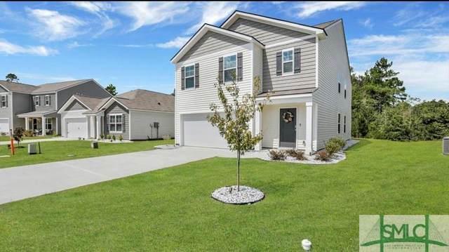 102 Cotton Bluff Court, Guyton, GA 31312 (MLS #259258) :: Keller Williams Realty Coastal Area Partners