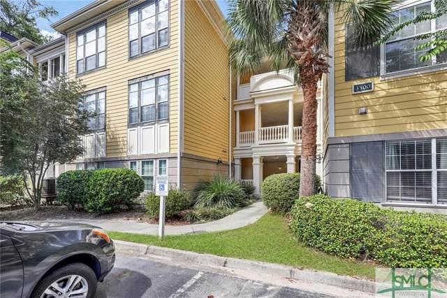 3316 Whitemarsh Way, Savannah, GA 31410 (MLS #259302) :: Liza DiMarco