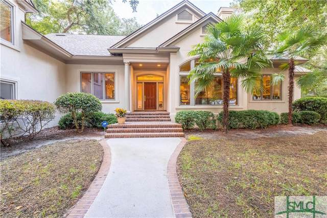 35 Black Hawk Trail, Savannah, GA 31411 (MLS #259333) :: Savannah Real Estate Experts