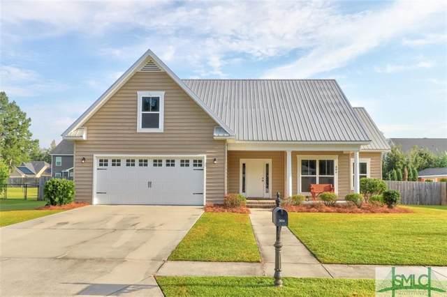306 Windsor Road, Guyton, GA 31312 (MLS #259339) :: The Allen Real Estate Group