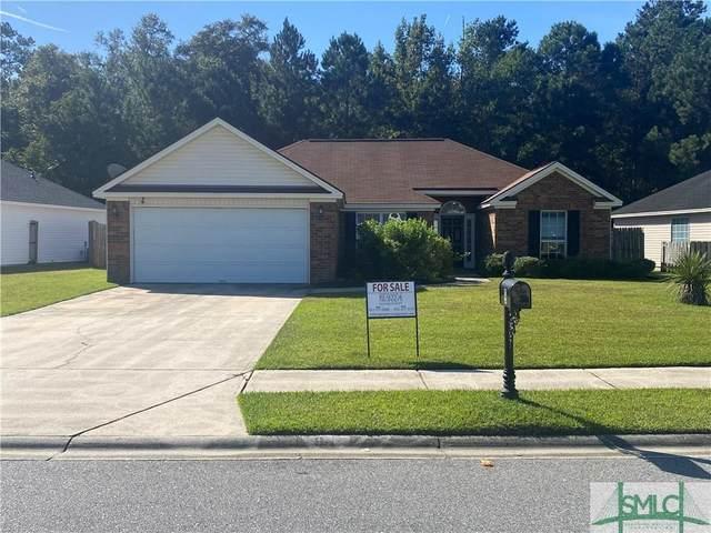 9 Carlisle Lane, Savannah, GA 31419 (MLS #259344) :: The Arlow Real Estate Group