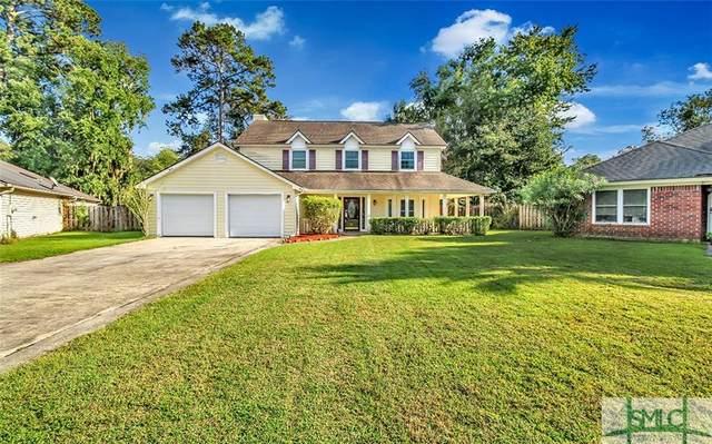 10 Saint Ives Court, Savannah, GA 31419 (MLS #259388) :: Keller Williams Realty Coastal Area Partners