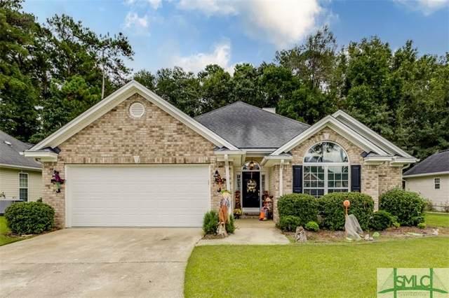 151 Fire Thorn Lane, Pooler, GA 31322 (MLS #259396) :: Heather Murphy Real Estate Group