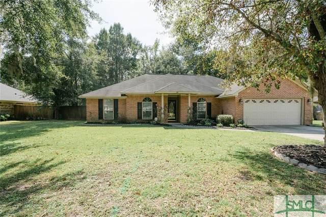 118 Julie Lane, Midway, GA 31320 (MLS #259439) :: Coastal Savannah Homes