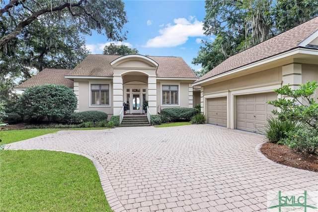 17 Captain's Crossing, Savannah, GA 31411 (MLS #259442) :: The Allen Real Estate Group