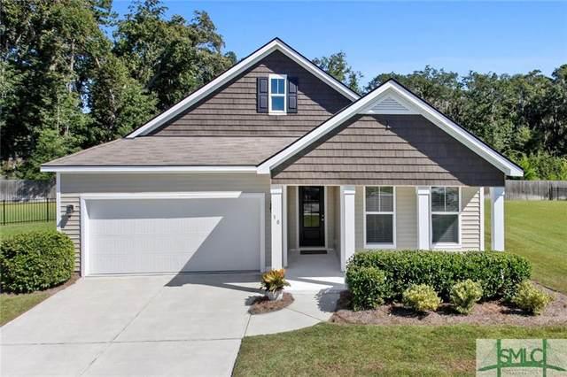 30 Baraco Drive, Savannah, GA 31419 (MLS #259463) :: The Allen Real Estate Group