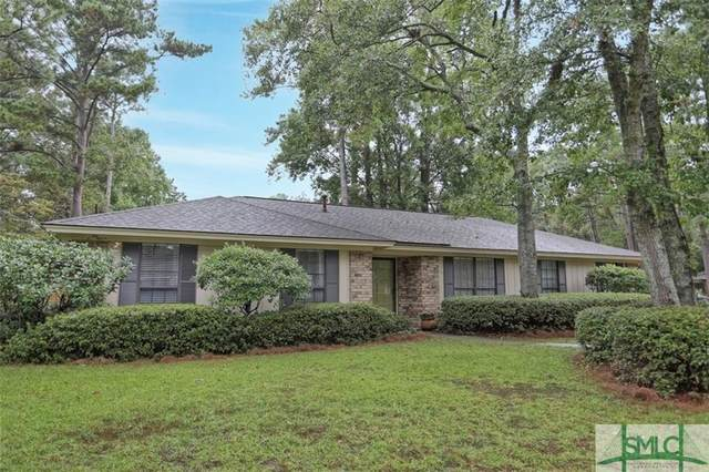 120 Wyckfield Road, Savannah, GA 31410 (MLS #259464) :: Coastal Savannah Homes
