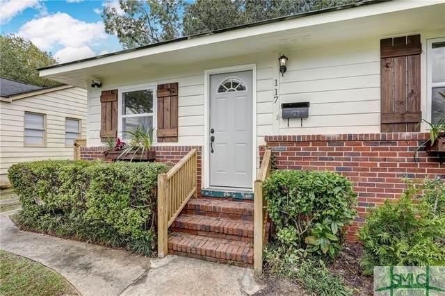 117 E 63rd Street, Savannah, GA 31405 (MLS #259473) :: Coastal Savannah Homes