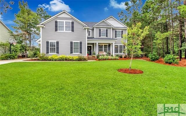 2 Rock Dove Lane, Savannah, GA 31405 (MLS #259484) :: Coastal Savannah Homes