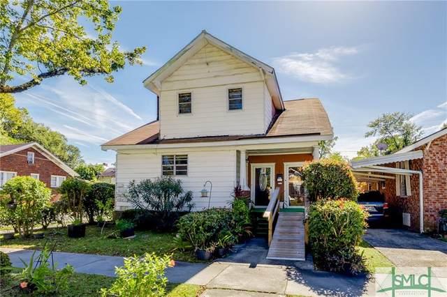 829 E 34th Street, Savannah, GA 31401 (MLS #259494) :: The Arlow Real Estate Group