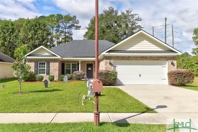 127 Sandstone Drive, Bloomingdale, GA 31302 (MLS #259512) :: The Sheila Doney Team