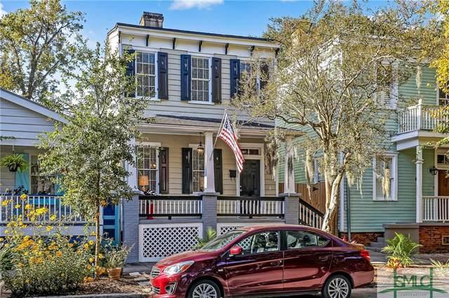 537 E Gwinnett Street, Savannah, GA 31401 (MLS #259517) :: McIntosh Realty Team