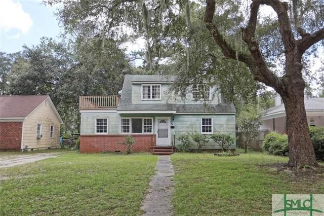 1935 Brogdon Street, Savannah, GA 31406 (MLS #259544) :: Keller Williams Realty Coastal Area Partners