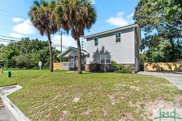 2002 E 38th Street, Savannah, GA 31404 (MLS #259569) :: The Arlow Real Estate Group