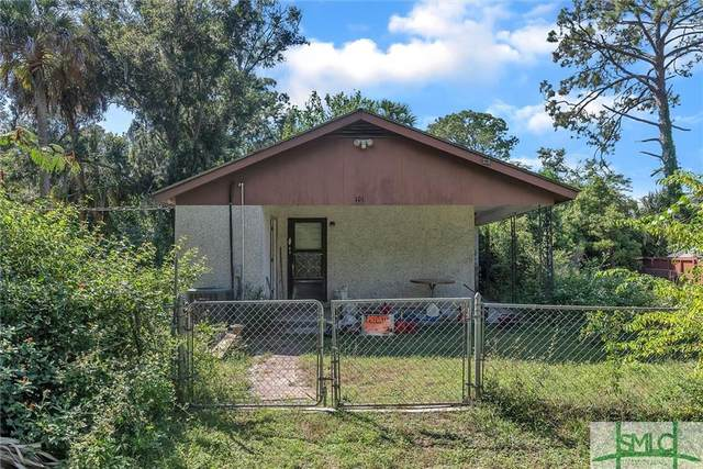 101 Mckenzie Avenue, Tybee Island, GA 31328 (MLS #259593) :: Heather Murphy Real Estate Group
