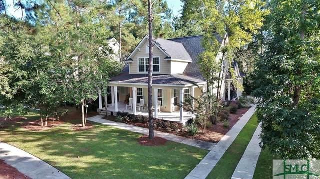 275 Blackjack Oak Drive W, Richmond Hill, GA 31324 (MLS #259601) :: Keller Williams Coastal Area Partners